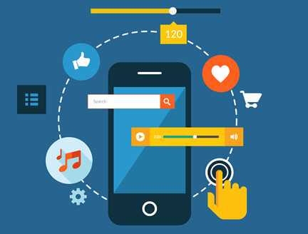 Top examples of Mobile App Development