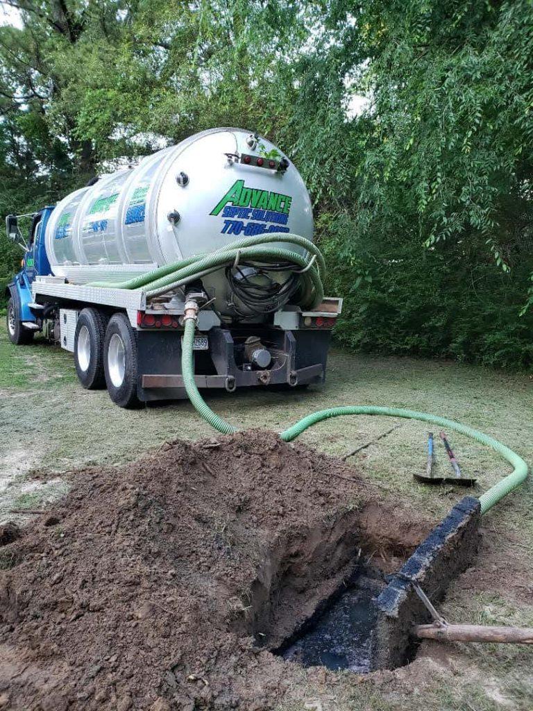 septic tank Service